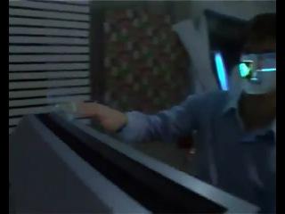 Добро пожаловать в будущее: воздушные голографические дисплеи.